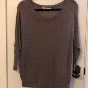 Old Navy 3/4 length sleeves size Med top